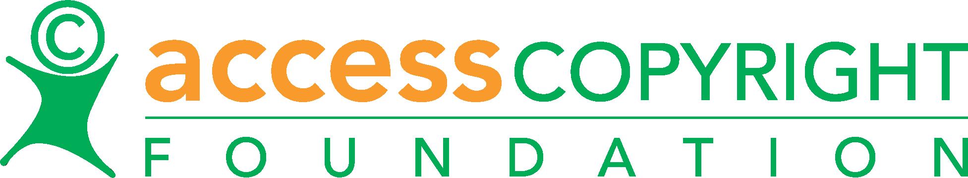 Access Copyright Foundation logo