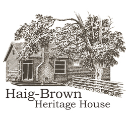 Haig-Brown Heritage House