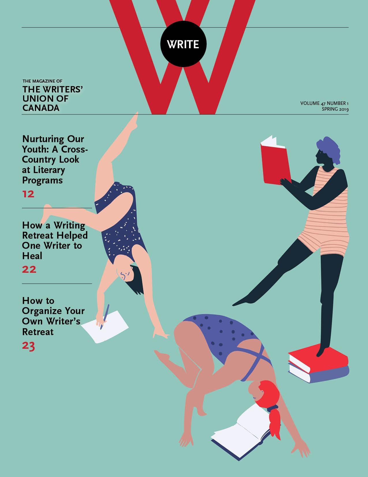 Write magazine | The Writers' Union of Canada