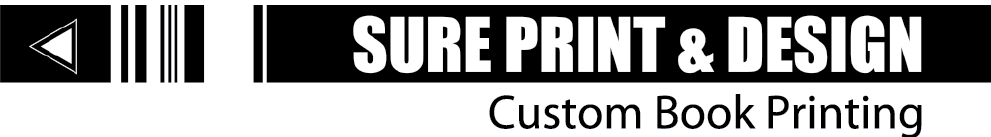 Sure Print & Design Logo